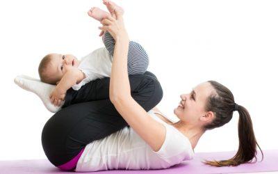 5 Manfaat Yoga Untuk Tumbuh Kembang Si Kecil